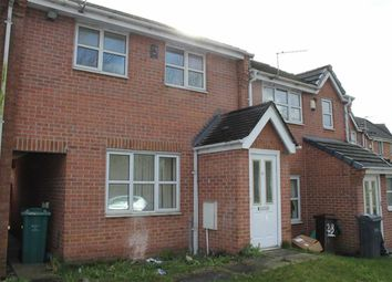 Thumbnail 3 bed town house for sale in Silchester Drive, Monsall, Manchester
