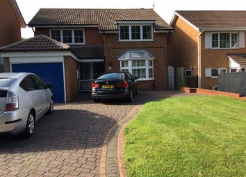 Thumbnail 4 bed property to rent in Rockingham Gardens, Sutton Coldfield