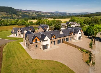 Thumbnail 4 bed link-detached house for sale in The Craigellachie, Pitilie View, Aberfeldy