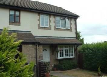Thumbnail 3 bed semi-detached house to rent in Horseshoe Crescent, Burghfield Common, Reading, Berkshire
