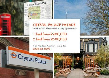 Thumbnail 1 bed flat for sale in Westow Hill / Crystal Palace Parade, Crystal Palace, London