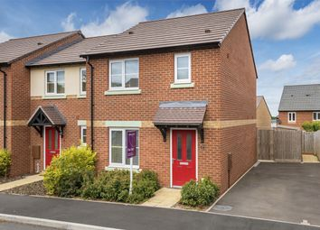 Thumbnail 3 bed end terrace house for sale in Vesey Court, Wellington, Telford, Shropshire