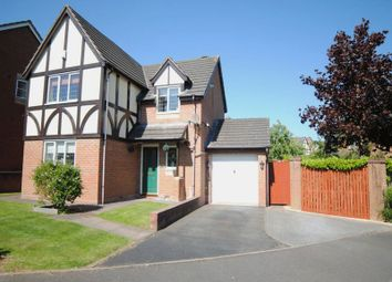 Thumbnail 4 bed detached house for sale in Hampshire Crescent, Lightwood, Stoke-On-Trent