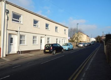 Thumbnail 1 bed flat to rent in Flat 3 Evelina House, Queen Street, Nantyglo