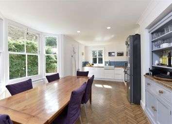 Thumbnail 4 bedroom terraced house to rent in Elms Crescent, London