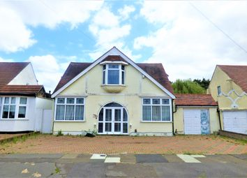 Thumbnail 4 bed detached bungalow for sale in Gyllyngdune Gardens, Ilford