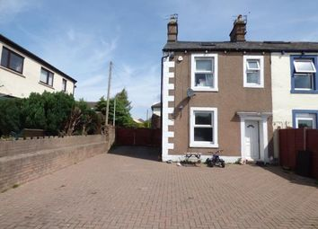Thumbnail 3 bed end terrace house for sale in Newlands Place, Penrith, Cumbria