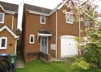 Thumbnail 3 bed property to rent in Collen Close, Chippenham