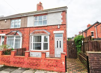 Thumbnail 2 bedroom semi-detached house for sale in Hedley Avenue, Blyth