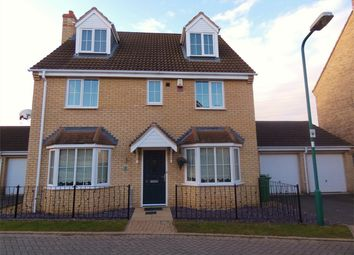 Thumbnail 5 bed terraced house for sale in Ponsonby Drive, Peterborough, Cambridgeshire