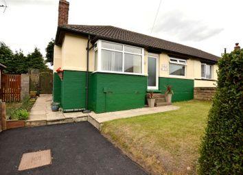 Thumbnail 2 bedroom semi-detached bungalow for sale in Park Spring Gardens, Leeds, West Yorkshire