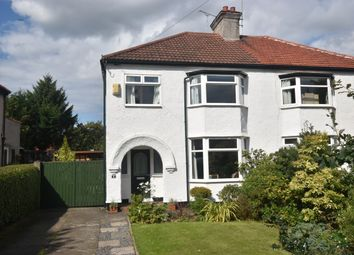 Thumbnail 3 bed semi-detached house for sale in Greenbank Avenue, Ellesmere Port, Cheshire West And Chester
