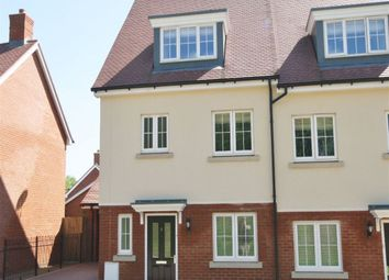 Thumbnail 4 bed property to rent in Bangays Way, Borough Green, Sevenoaks