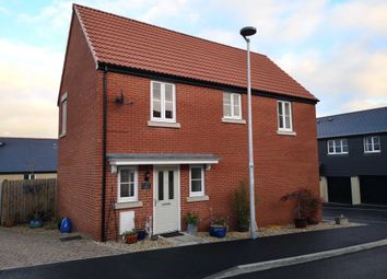 Thumbnail 2 bed semi-detached house for sale in Flax Meadow Lane, Axminster
