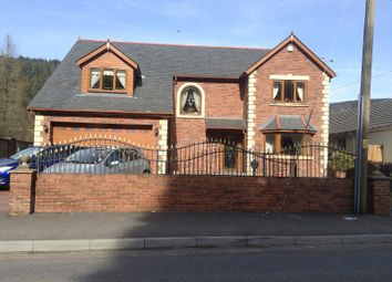 Thumbnail 5 bed detached house for sale in Brytwn Road, Cymmer, Neath Port Talbot.