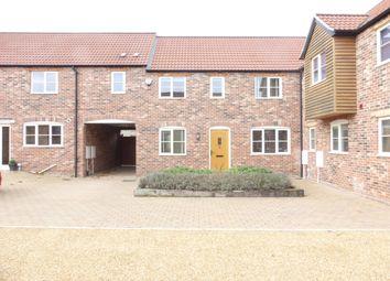 Thumbnail 3 bedroom property to rent in Stackyard Close, Stilton, Peterborough