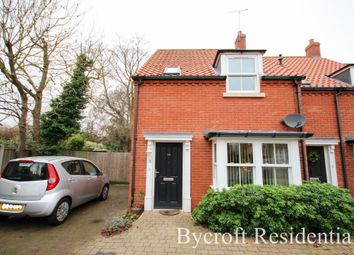 Thumbnail 3 bed end terrace house for sale in The Green, Ormesby, Great Yarmouth