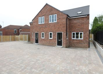 Thumbnail 3 bedroom semi-detached house for sale in The Coppice Garden Drive, Brampton, Barnsley