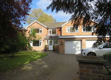 Thumbnail 5 bed detached house to rent in Ibstone, High Wycombe