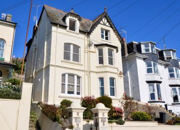 Thumbnail 2 bed flat for sale in Higher Manor Road, Brixham