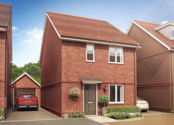 """Thumbnail 3 bed detached house for sale in """"Ashurst"""" at Hyde End Road, Spencers Wood, Reading"""