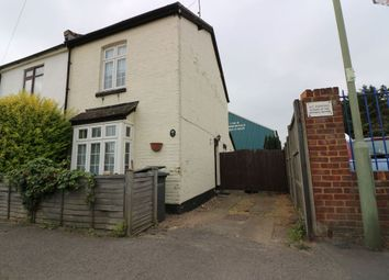 Thumbnail 2 bed semi-detached house to rent in Pond Road, Egham