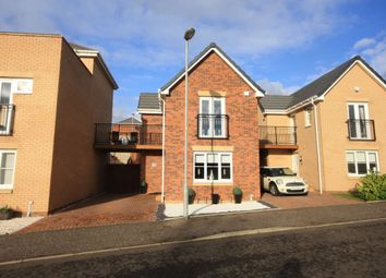 Thumbnail 2 bed detached house for sale in Grammar School Walk, Uddingston, Glasgow