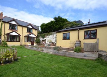 Thumbnail 3 bed detached house for sale in Castle Hill, Haverfordwest