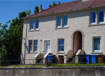 Thumbnail 2 bed flat for sale in Gourlay Street, Kirkcaldy
