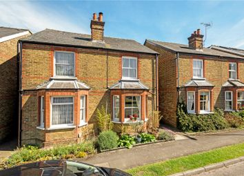 Thumbnail 3 bed semi-detached house for sale in Andrews Close, Epsom, Surrey