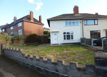 Thumbnail 3 bedroom semi-detached house for sale in Roberts Road, Walsall, West Midlands