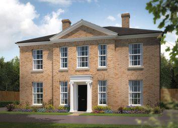 Thumbnail 5 bed detached house for sale in Plot 193, St George's Park, George Lane, Loddon, Norwich