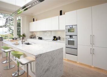 Thumbnail 6 bed detached house for sale in Sand Road, Wedmore, Somerset