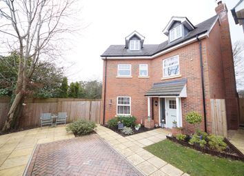 Thumbnail 5 bed detached house for sale in Perdue Close, Hook
