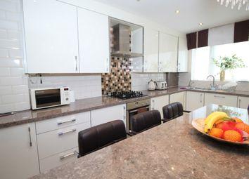 Thumbnail 4 bedroom terraced house to rent in Hilltop Avenue, Stonebridge
