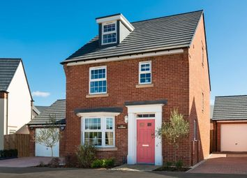"4 bed detached house for sale in ""Bayswater"" at Fen Street, Brooklands, Milton Keynes MK10"