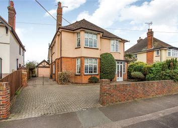 Thumbnail 4 bed detached house for sale in High Road East, Old Felixstowe, Felixstowe