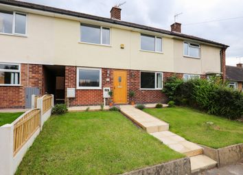 Thumbnail 3 bed terraced house for sale in Gallery Lane, Holymoorside, Chesterfield