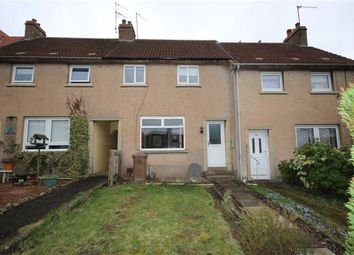 Thumbnail 2 bedroom terraced house for sale in 143, Upper Dalgairn, Cupar, Fife