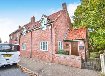 Thumbnail 3 bed semi-detached house for sale in Norwich Road, Chedgrave, Norwich