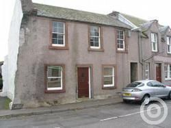 Thumbnail 1 bed flat to rent in High Street Strathmiglo, Strathmiglo