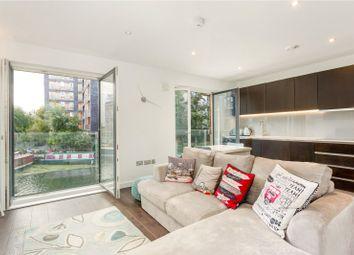 Thumbnail 2 bedroom flat for sale in Islington Canalside, 10 Baldwin Terrace, London