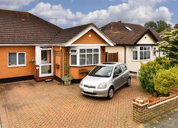 Amis Avenue, Epsom, Surrey KT19. 3 bed semi-detached bungalow