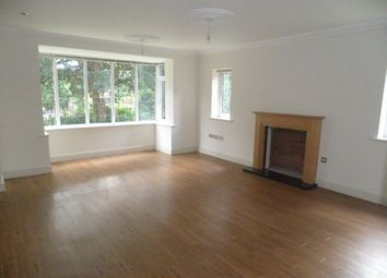 Thumbnail 2 bed flat to rent in Wyvern Road, Sutton Coldfield