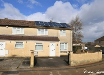 Thumbnail 2 bed terraced house for sale in Down Avenue, Combe Down, Bath