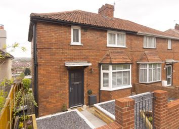 Thumbnail 3 bed semi-detached house for sale in Lullington Road, Brislington, Bristol