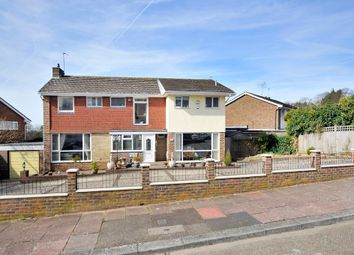 Thumbnail 5 bed detached house for sale in Longlands, Broadwater, Worthing