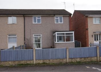 Thumbnail 3 bed semi-detached house for sale in Humphrey Davy Road, Bedworth