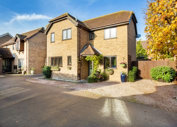 Thumbnail 3 bed detached house for sale in Peregrine Close, Hartford, Huntingdon