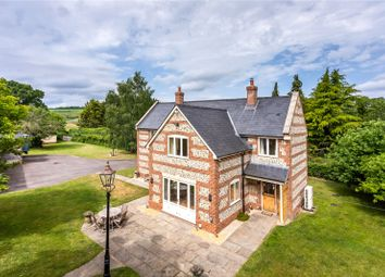 Thumbnail 4 bed equestrian property for sale in Hensting Lane, Owslebury, Winchester, Hampshire